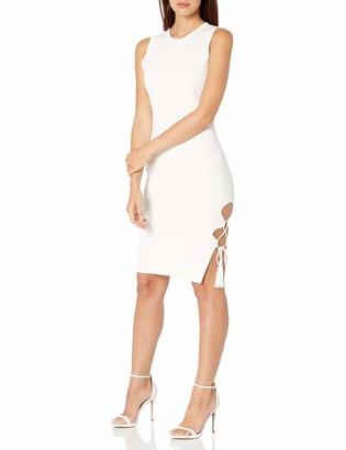 Jonathan Simkhai Women's Solid Knit Sleeveless Dress
