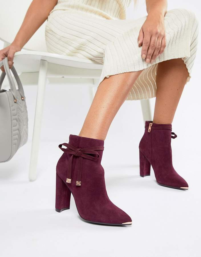 b5f049f29 Ted Baker Ankle Boot - ShopStyle