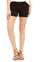 Celebrity Pink Super Soft Woven Stretch Denim Shorts