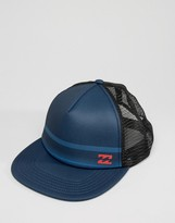 Billabong Trucker Hat In Blue