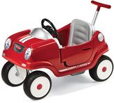 Radio Flyer Steer & Stroll Coupe Ride-On