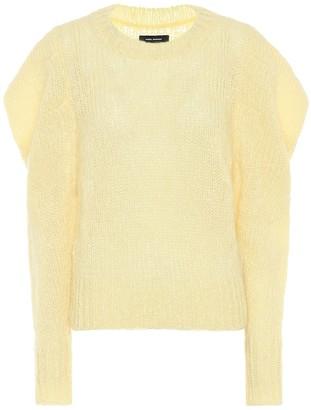 Isabel Marant Idona mohair-blend sweater