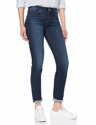 Tommy Hilfiger Women's MILAN LW ABSOLUTE BLUE Jeans