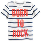 Carter's Born To Rock Graphic Tee