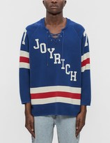 Joyrich Hockey Knit Pull Over