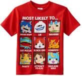 "Boys 4-7 Yo-Kai Watch ""Most Likely To"" Tee"
