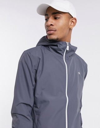 Calvin Klein Golf 365 jacket in grey