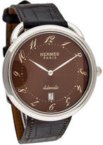 Hermes Arceau TGM Watch