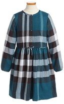 Burberry Girl's Cassie Check Dress
