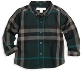 Burberry Baby's & Toddler Boy's Mini Fred Check Shirt