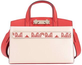 MCM Milano Mini Leather Tote Bag