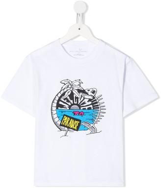 Stella McCartney paradise print T-shirt