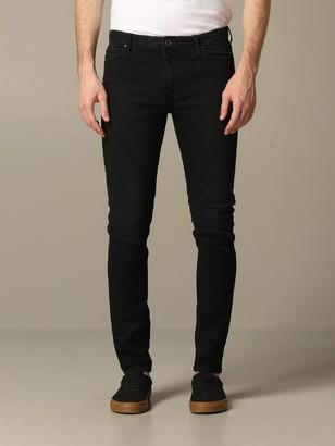 Armani Collezioni Armani Exchange Jeans Medium-waisted Skinny Fit Stretch Armani Exchange Jeans