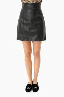 BB Dakota Black Girl Crush Skirt