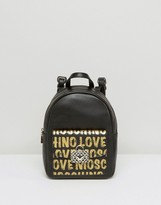 Love Moschino Printed Backpack