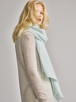 White + Warren Cashmere Travel Wrap