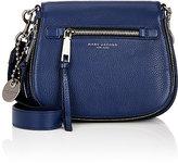 Marc Jacobs Women's Recruit Small Saddle Bag-NAVY