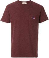 MAISON KITSUNÉ classic fitted T-shirt - men - Cotton - S