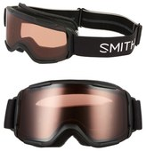 Smith Girl's 'Daredevil' Snow Goggles - Black/ Rc36
