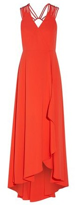 Halston 3/4 length dress