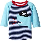 Mud Pie Pirate Shark T-Shirt Boy's T Shirt