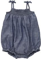 Old Navy Chambray Bubble Rompers for Baby