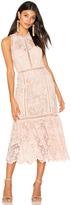 Rebecca Taylor Arella Midi Dress