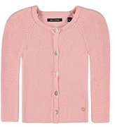 Marc O' Polo Kids Baby Girls' Strickjacke 1/1 Arm Cardigan,68 cm