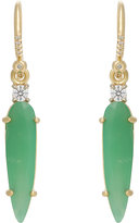 Irene Neuwirth Women's Gemstone Drop Earrings