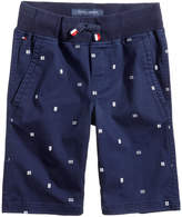 Tommy Hilfiger Printed Pull-On Shorts, Toddler Boys