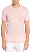 Ted Baker Men's Apel Print Pocket T-Shirt