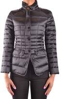 Invicta Women's Black Polyester Down Jacket.