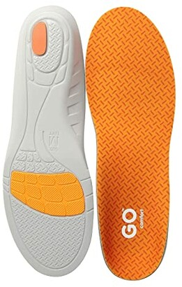 Superfeet Work Insole (Orange) Insoles Accessories Shoes