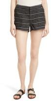 Joie Women's Chalina Stripe Linen Shorts
