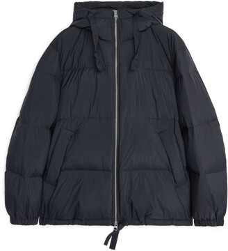 Arket Down Puffer Jacket