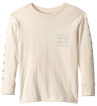 Billabong Kids Unity T-Shirt (Toddler/Little Kids) (Rock) Boy's Clothing