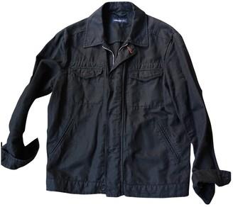 Cerruti Black Linen Jackets