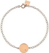 ginette_ny Mini Ever Diamond Disc Bracelet