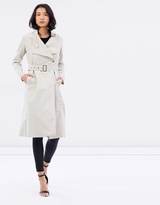 Armani Jeans Trench Coat