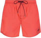 HUGO BOSS Lobster Swim Shorts Red