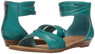 Blowfish Kids Baot-K (Little Kid/Big Kid) (Aqua Dyecut PU) Girls Shoes