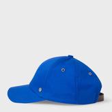 Paul Smith Men's Indigo Baseball Cap