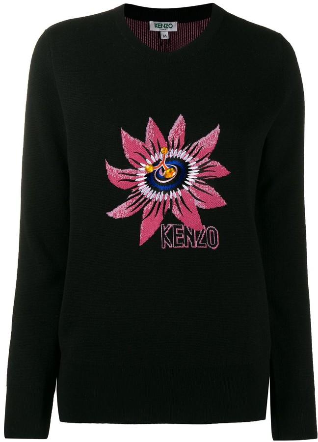 cfdc0cdd2e Passion Flower jumper