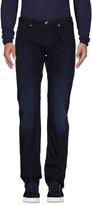 Armani Collezioni Denim pants - Item 42588360