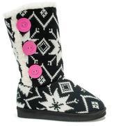 Muk Luks Girls' Malena Boots