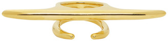 Ambush Gold Liquid Multi Finger Ring