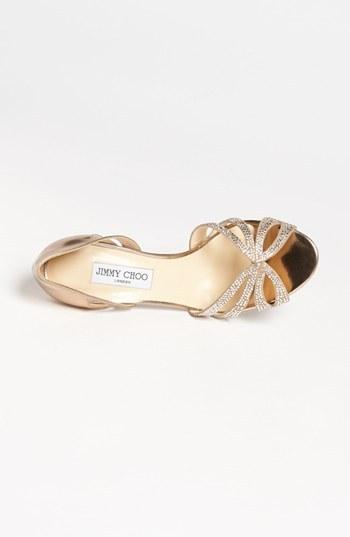 Jimmy Choo 'Bauble d'Orsay' Sandal