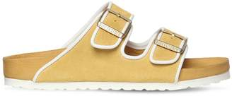Birkenstock X Il Dolce Far Niente 20mm Arizona Suede Sandals