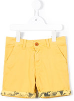 Paul Smith smart shorts - kids - Cotton/Spandex/Elastane - 6 yrs