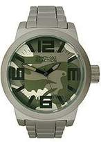 Kenneth Cole New York Kenneth Cole Reaction Grey Link Men's watch #RK3222